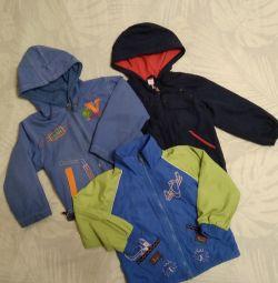 Windcheater Jackets