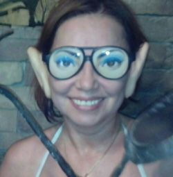 Ochelari și urechi amuzante