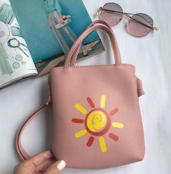 Yeni çocuk çantası