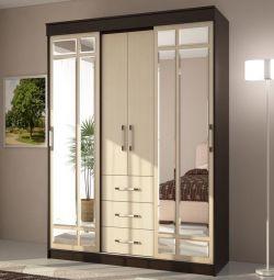 Συρόμενη ντουλάπα Comfort-6B