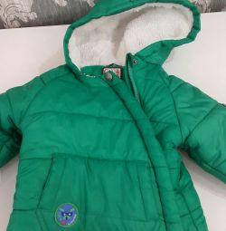 Jacket în jos jacheta 74 dimensiune