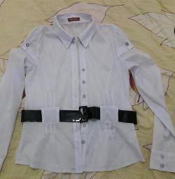 Рубашка новая р.48/50