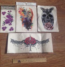 Translating tattoos