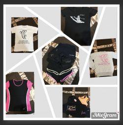 Clothing for rhythmic gymnastics (products) sports