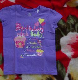 Μπλουζάκι για κορίτσια παιδικά