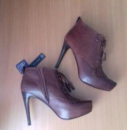Νέες μπότες αστράγαλο, 37r