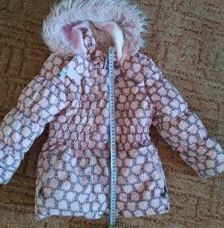 Зимняя куртка ленне lenne 116 р