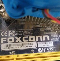 Placa de baza vanduta FOXCONN N 15235 utilizata