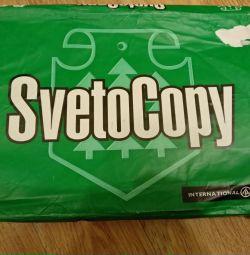 Χαρτί SvetoCopy A4, 1 πακέτο
