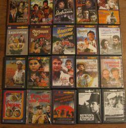 Soviet films on dvd