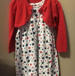 Платье 👗 +болеро