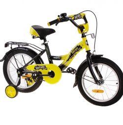 Ποδήλατο για 3-6 χρόνια