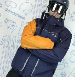 Erkek kayak ceketi NitroFuel