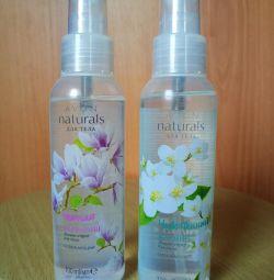 spray pentru păr, față și corp