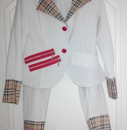 original trouser suit
