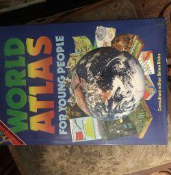 Albumul Atlasului Mondial pentru copii