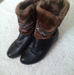 Kışlık botlar / takas