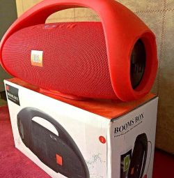 Coloana jbI Boomsbox roșu