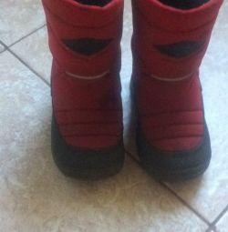 Μπότες μπότες κουόμα, πολύ ζεστό 👍