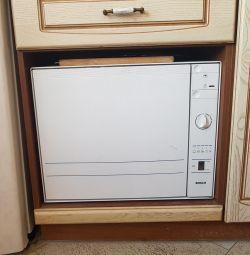 Посудомойка bosch настольная, можно в нишу