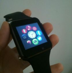 Smart ρολόι w08 smart watch
