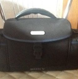 Bag for photo and video equipment