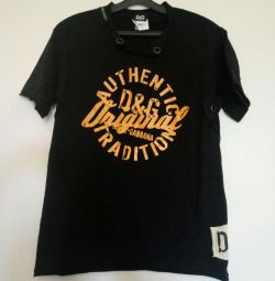 Tişört pazarlığı D&G