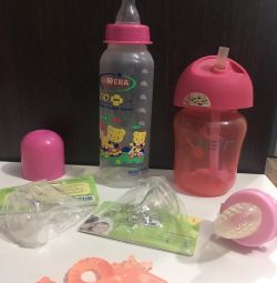 Bottles, Holder, Avent Cafe