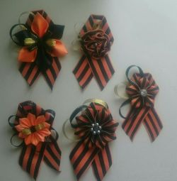 St. George ribbons