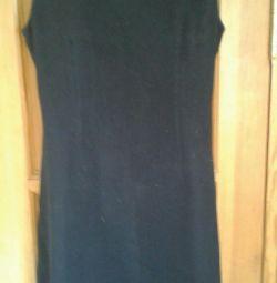 Dress-sarafan for school)