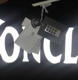 Mocler Reflective Logo 1:1 T-Shirt