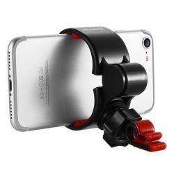 Тримач телефону в авто Joyroom чорний