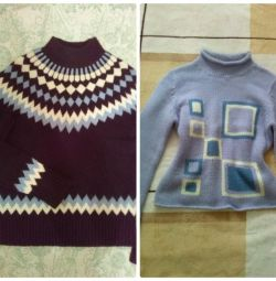 Two sweaters. HS-S size + shipping