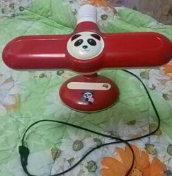 Children's table lamp