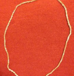Gold 585 chain