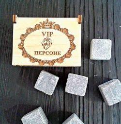 камни для виски с Вашим логотипом,рисунком..