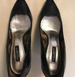 Shoes d & g original new