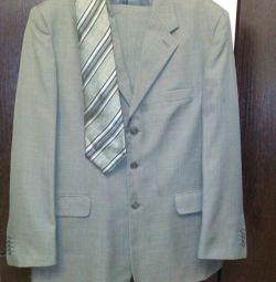 Men's suit 54 sizes.