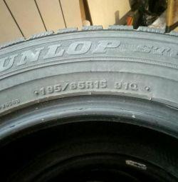 Winter tires DUNLOP R15