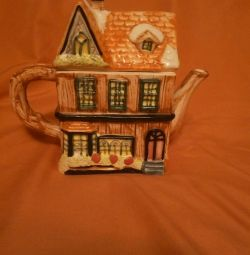 Teapot -house. New