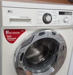 Washing machine Lg Direct Drive