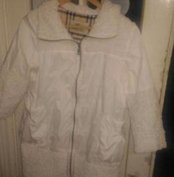 Φωτεινό παλτό