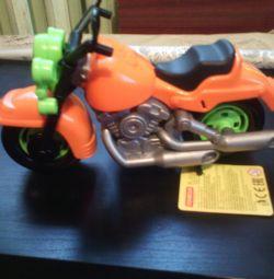 Μοτοσικλέτα παιχνιδιών