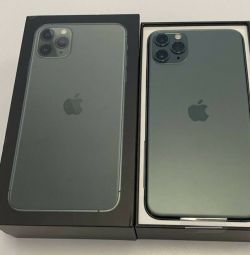 Apple iPhone 11 Pro 64 ГБ = 500 евро, iPhone 11 Pro Max
