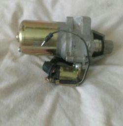 Электро стартер для генератора
