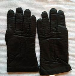 Female gloves.