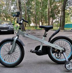 Κουμπιά παιδικού κράματος ποδηλάτων 6-12