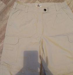 Pants branded 3 in one 48 women