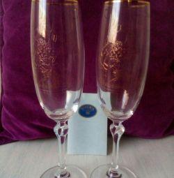 Noile ochelari de nuntă! Republica Cehă.