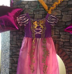 Carnival dress for 2 years